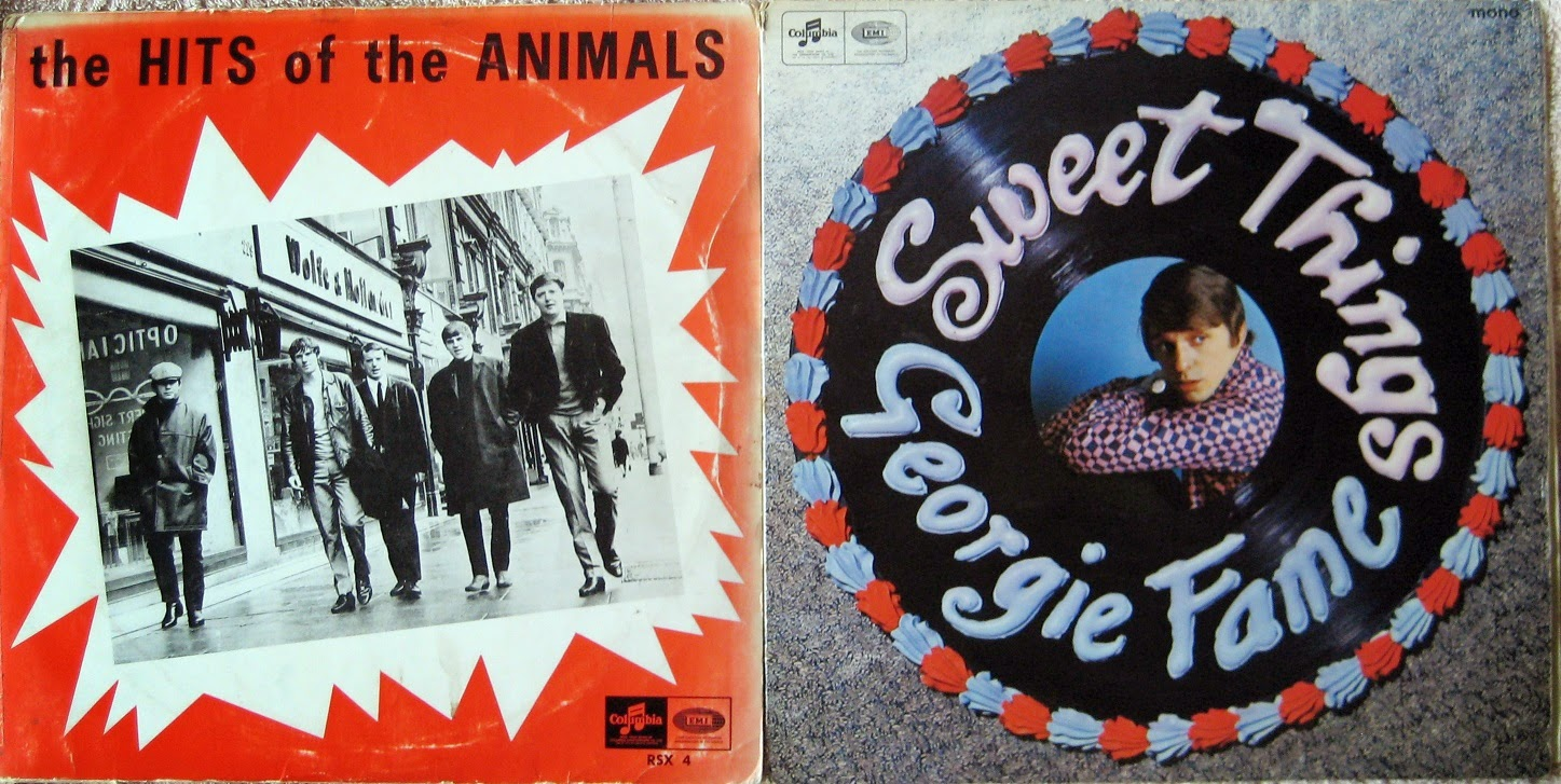 The Hits of the Animals, Georgie Fame Sweet Things