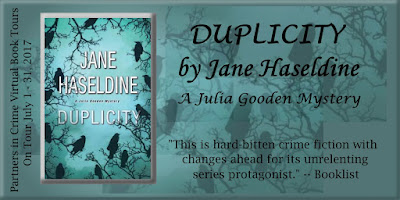 Interview with Jane Haseldine