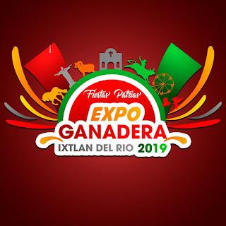 fiestas patrias expo ganadera ixtlán del río 2019