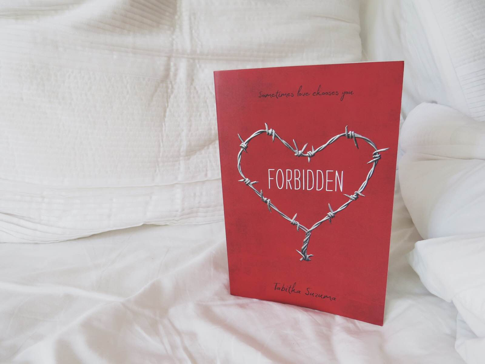 Vibin With Books  August 2015 Forbidden by Tabitha Suzuma Publisher  Simon Pulse Publication Date  May  7th  2010  Pages  454  Song I Played While Reading  Sound of Your Heart by  Shawn