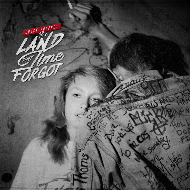 Crítica: Chuck Prophet - The land that time forgot