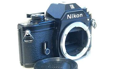Nikon EM Black Body #985