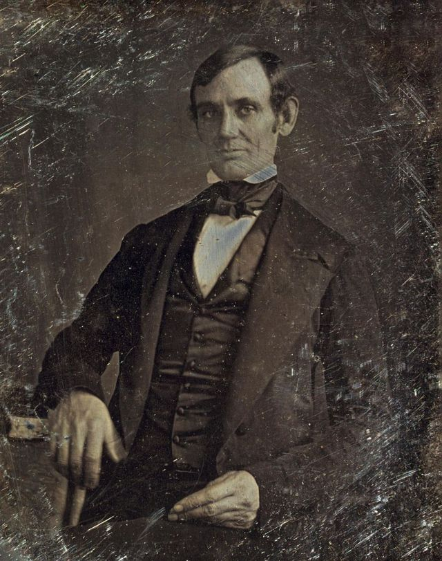 The Photographs of Abraham Lincoln, Who Was the First U S