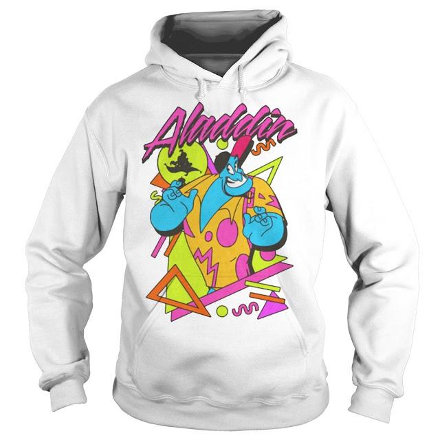Aladdin Ala Genie Hoodie, Aladdin Ala Genie Sweatshirt, Aladdin Ala Genie Shirts