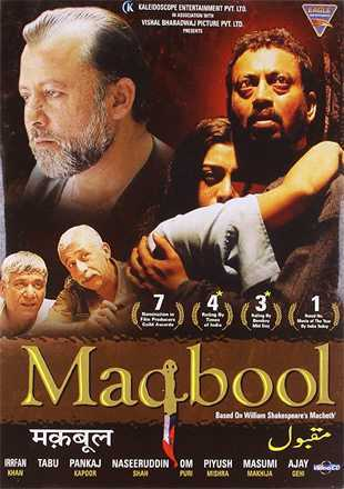 Maqbool 2003 Full Hindi Movie Download HDRip 720p