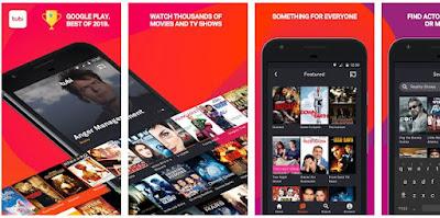 Aplikasi Nonton Film Terbaik di HP Android 2019
