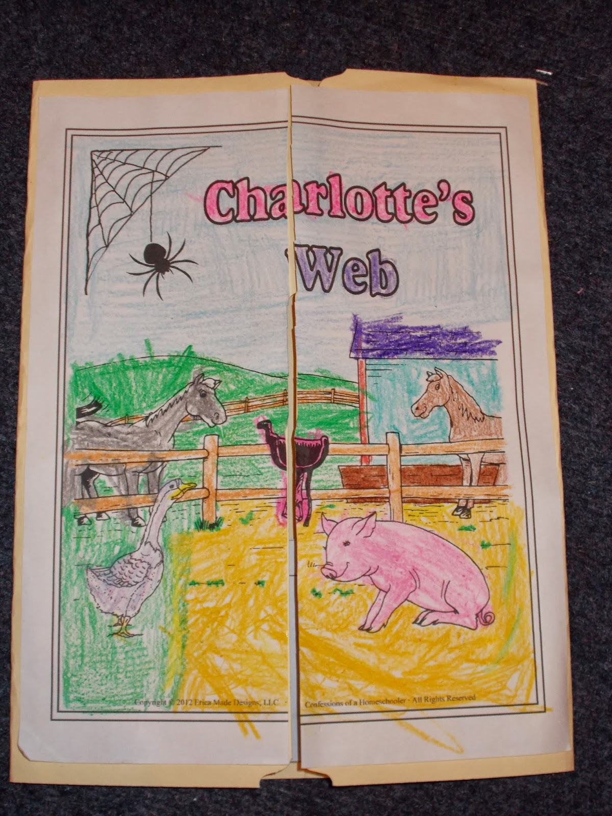 Life S Adventures The Wright Way Charlotte S Web Book