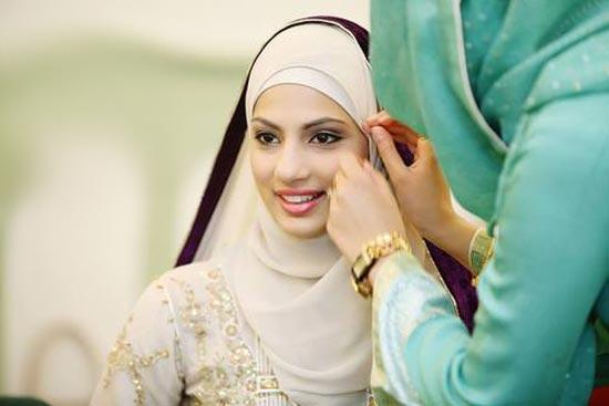 Tata rias pengantin muslim muslimah jember