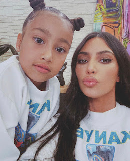 Kim Kardashian and daughter North West enjoys wakeboarding in new videos