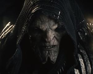 villano la liga de la justicia de Snyder
