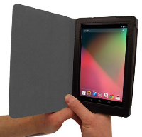 Smart Cover For Nexus 7 With Magnetic Technology