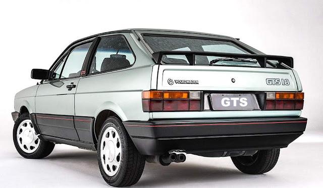 VW Gol 1987
