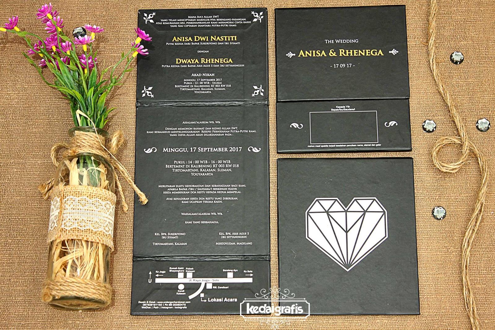 Contoh Surat Undangan Pernikahan Bahasa Jawa Suratsurat Xyz