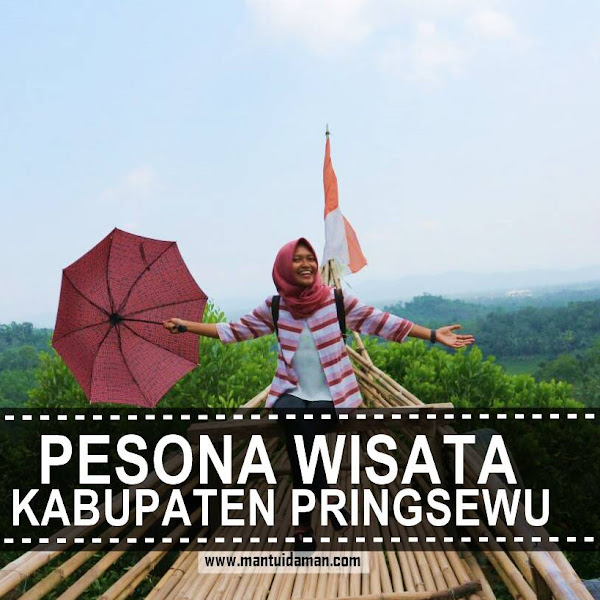 Pesona Wisata Kabupaten Pringsewu