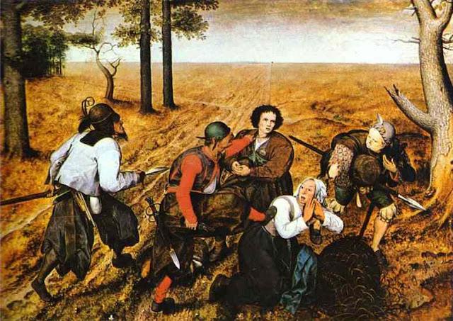 Tranh Pieter Brueghel