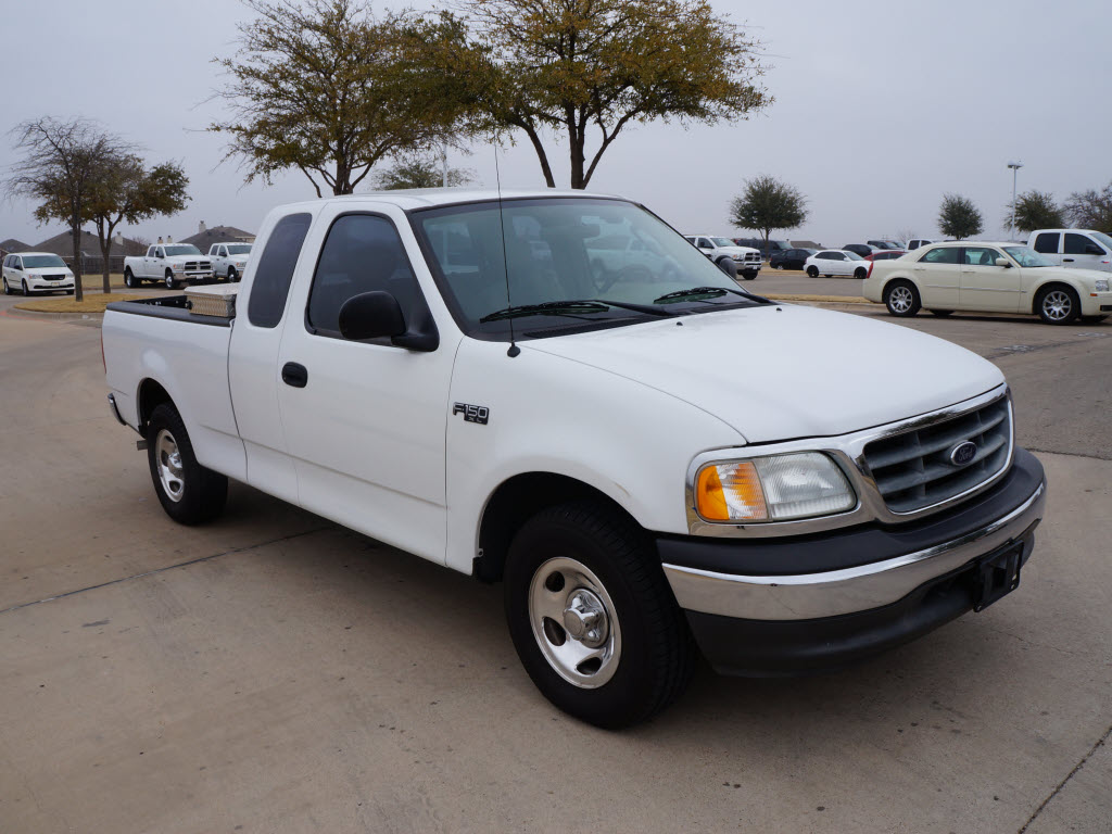 Ford Dealership Tacoma >> 2003 Ford F-150 Truck Super Cab 83k miles TDY Sales 817-243-9840 DFW Dealer Mike Brown Auto ...