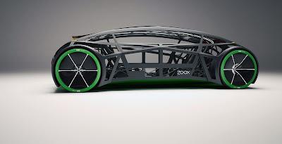 Zoox Reveal Autonomous Bi Directional Electric Vehicle Concept Electric Vehicle News