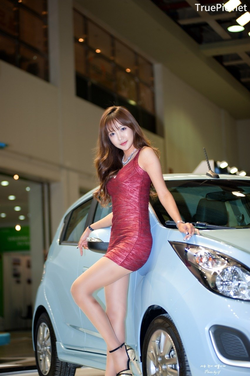 Image Korean Racing Model - Jo In Young at Green Energy Expo - TruePic.net - Picture-6