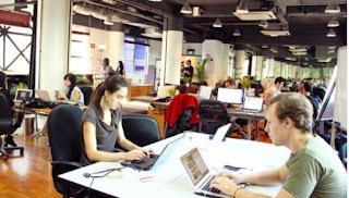 Coworking Space di Kota Bandung untuk Generasi Tanpa Kantor