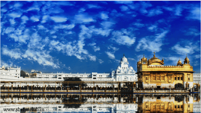 Golden Temple Images - DP for Whatsapp Punjabi