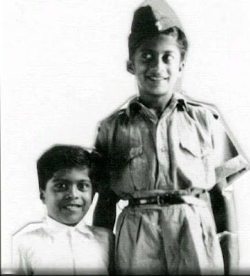 Anant Nag and Shankar Nag Childhood