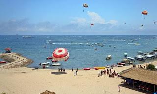 Paket WIsata Watersport Tanjung Benoa Bali