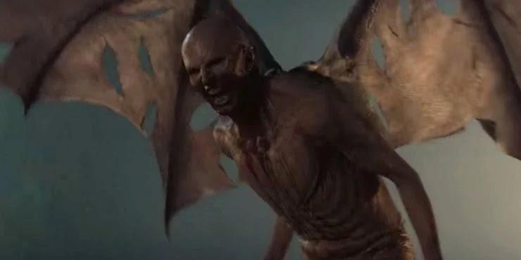 Кем был монстр в сериале «Полуночная месса» на самом деле? Падшим ангелом или обыкновенным вампиром?