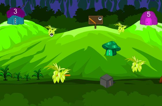 8BGames Cute Village Escape Walkthrough