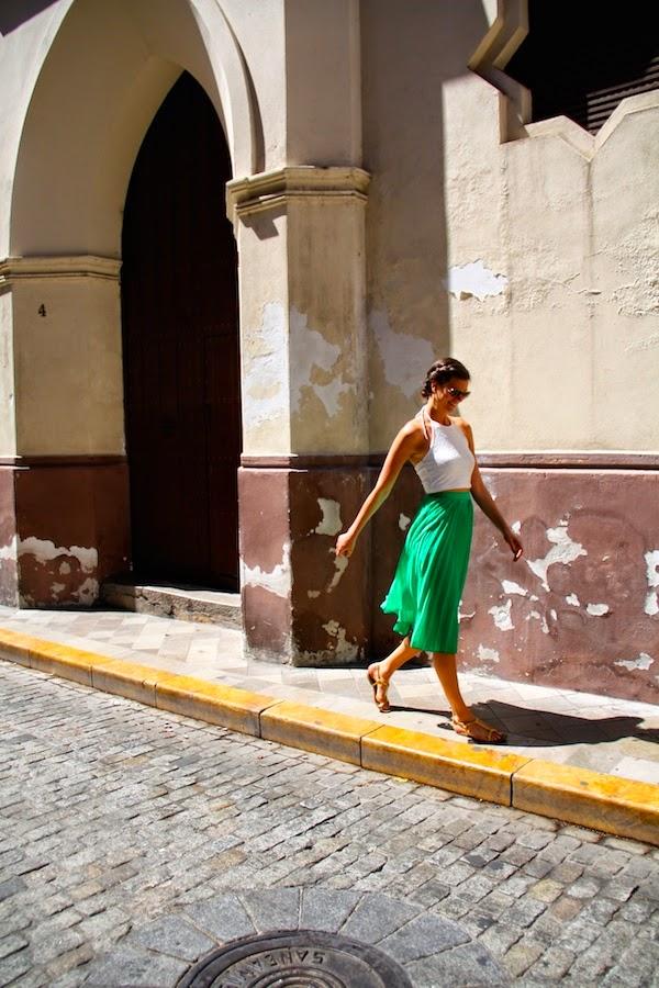 Seville Fashion: The Closet Confessional: Travel Diary: Seville, Spain {Part 1}