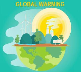 Efek Pemanasan Global Pada Manusia