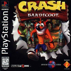 Baixar Crash Bandicoot (1996) PS1 Torrent