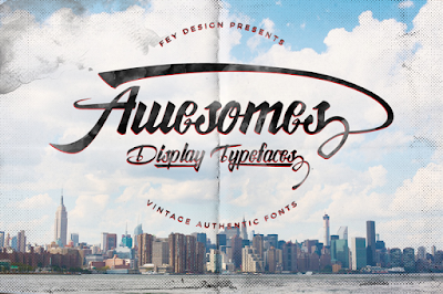Awesomes Font