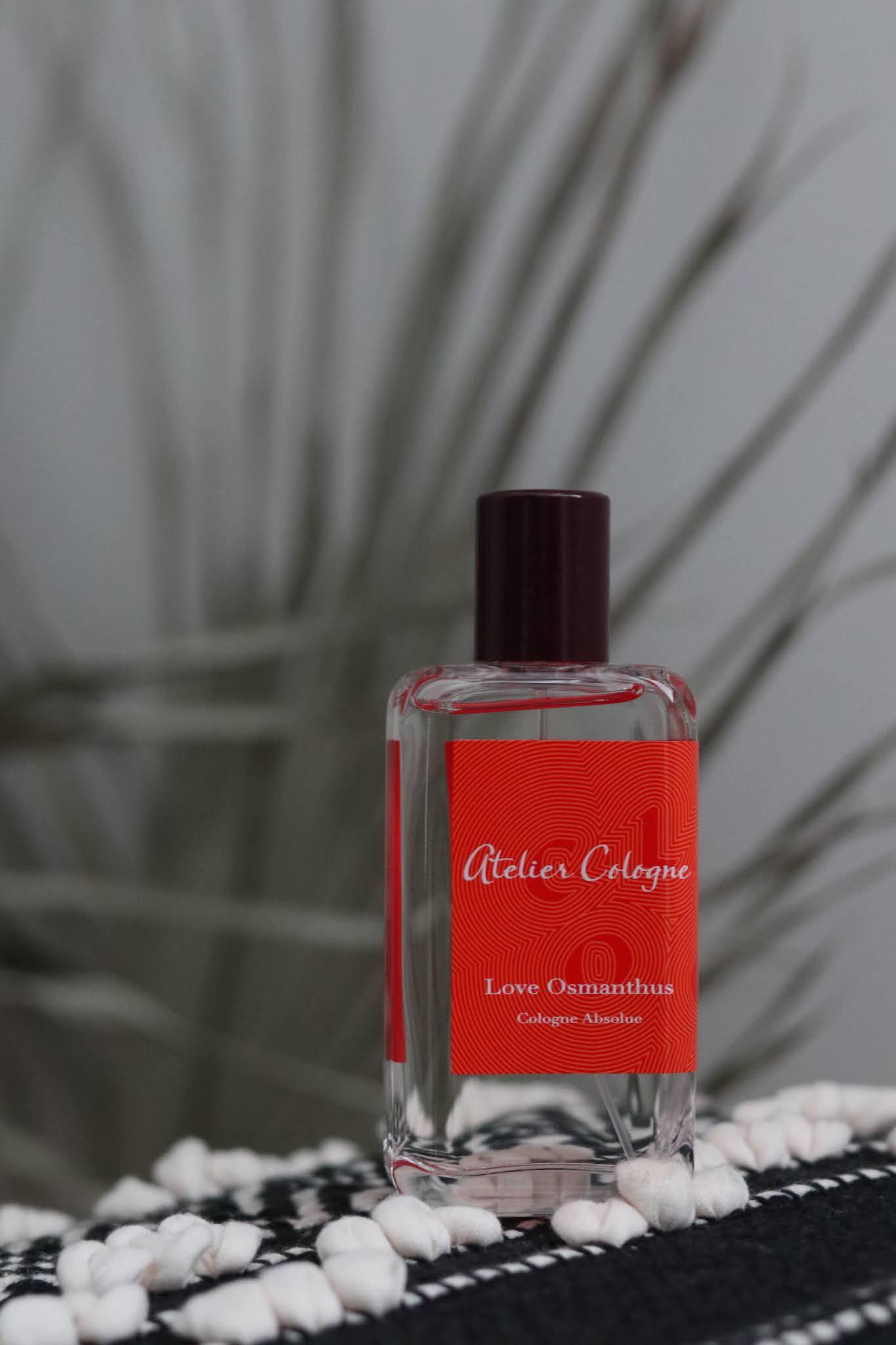 Atelier Cologne Love Osmanthus: A quick review