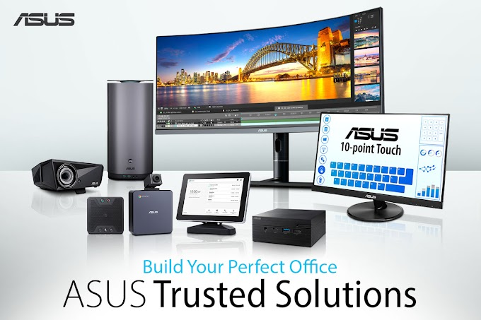 ISE 2019: ASUS Showcases Robust Lineup of Content Creation and Commercial Solutions