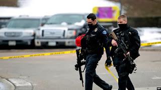 Pria Bersenjata Serang Pesta Ulang Tahun di Colorado, 7 Tewas