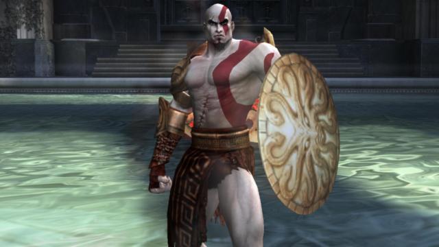 Download God of War 2 PC Games