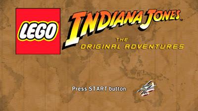 LEGO Indiana Jones - The Original Adventures (USA) ISO < PSP ISOs