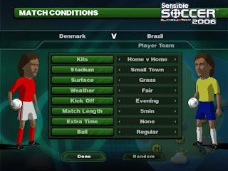 Sensible Soccer 2006 Full Game Download
