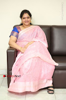 Actress Raasi Latest Pos in Saree at Lanka Movie Interview  0285.JPG