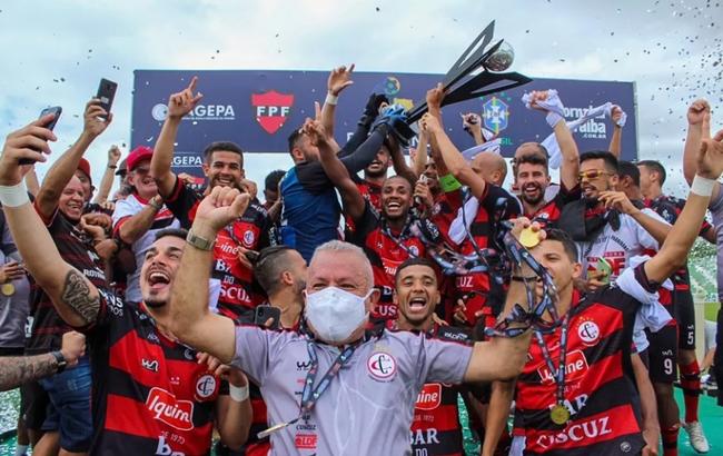 Campinense é Campeão Paraibano 2021