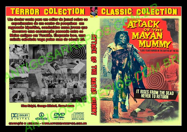 Attack of the Mayan Mummy (1964)