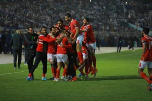 الأهلي يتأهل لنصف نهائي دوري أبطال إفريقيا