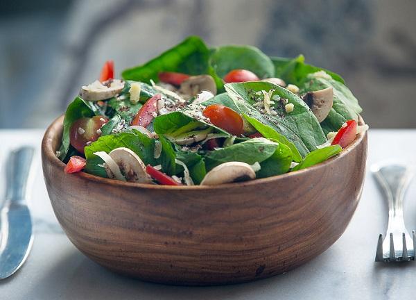 How to make watercress salad with sumac