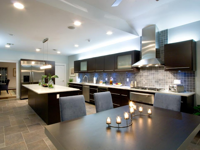 High-End Modern Kitchen