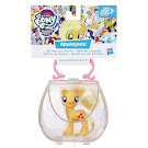 My Little Pony On-the-Go Purse Applejack Brushable Pony