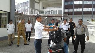 Pasca Bom Surabaya, Kantor DPRD Sulut Diperketat