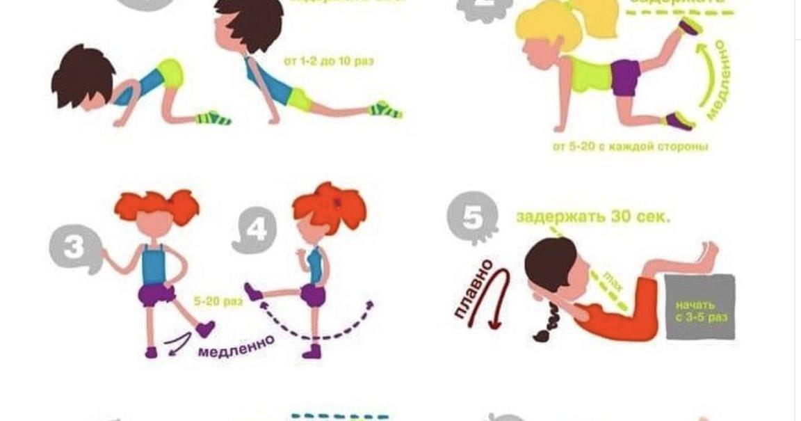 Комплекс Упражнений Для Подростков Похудеть. Стройная фигура – залог здоровья подростков: подберите упражнения для похудения молодежи