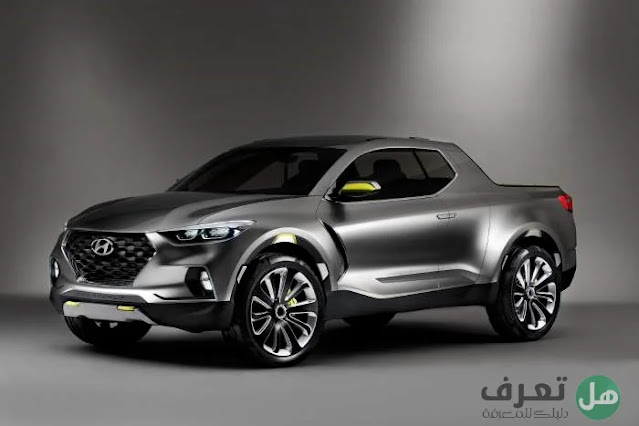 مواصفات سيارة هيونداي سانتا كروز بيك آب Hyundai Santa Cruz Pickup 2022