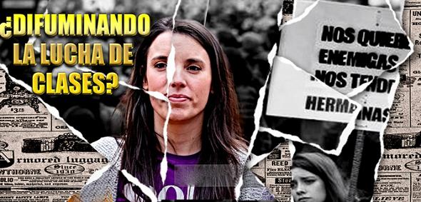 """El 8M no puede ser solo un """"folklore de izquierdas"""""""