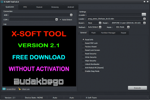 X-Soft Tool V2.1 Free Download Without Activation